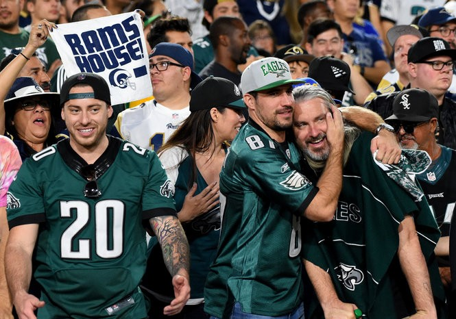 Eagles NFL schedule 2018: Ranking road trips | Where should