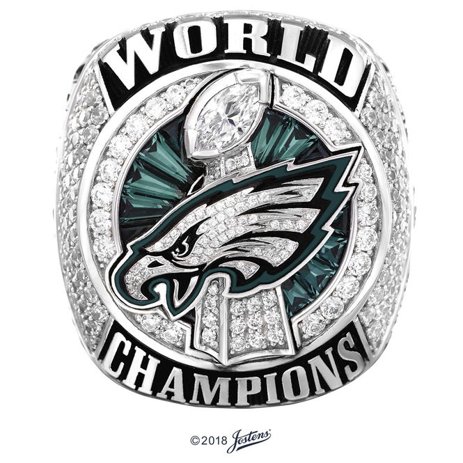 Eagles Super Bowl rings: Details, photos, diamonds | Who was