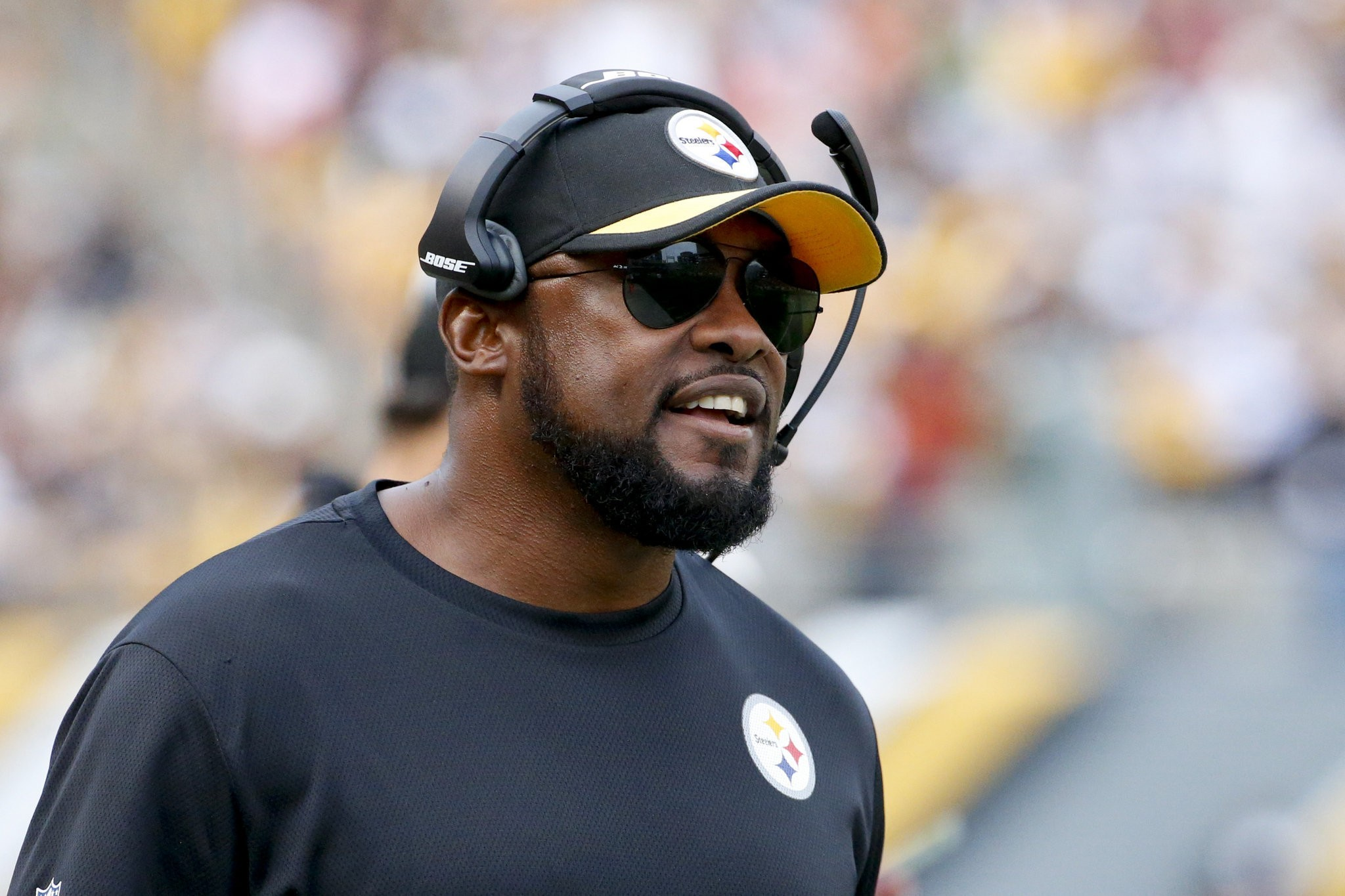 Pittsburgh Steelers Vs Oakland Mike Tomlin Scouts The