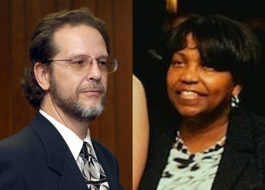 """Washington Borough Councilwoman Ethel Conry, right, says she takes no offense to Mayor Scott McDonald's statement referring to her as a """"negro woman."""" (lehighvalleylive.com file photos)"""