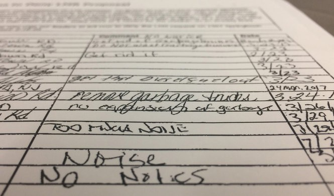 "Some comments left on the petition against LMR Clean Out and Disposal's proposed expansion on Route 519 cite noise as a concern. ""Do not want garbage business,"" another wrote. (Steve Novak 