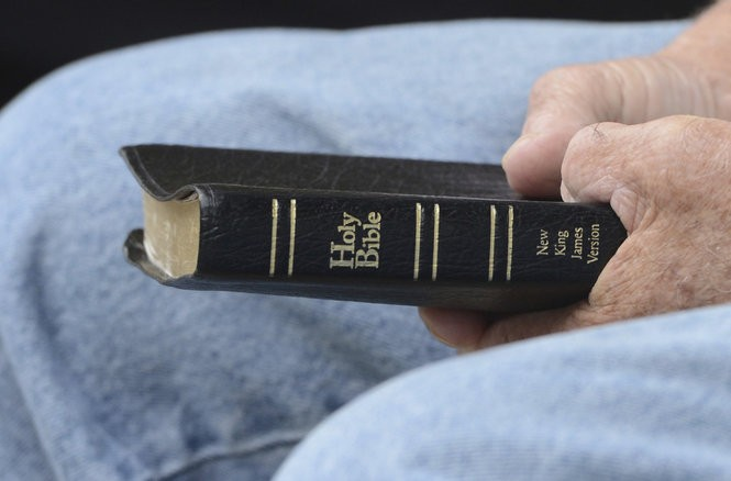 The First Liberty Institute argued Walt Tutka's firing for giving a student a Bible was a case of religious discrimination. (AP photo)