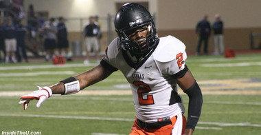 Eddie Jackson is rated a four-star prospect by both 247Sports and ESPN. (Photo courtesy of 247Sports)