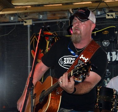Wayne Mills of The Wayne Mills Band performs at the 28th Annual Interstate Mullet Toss at the Flora-Bama on Saturday, April 28, 2012. Police say Mills was shot and killed in a bar fight in Nashville on Saturday, Nov. 23, 2013. (Dennis Pillion | dpillion@al.com)