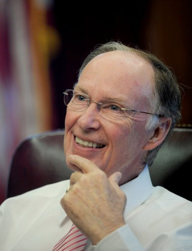 Alabama Gov. Robert Bentley (Julie Bennett / jbennett@al.com)