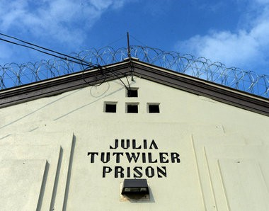 Julia Tutwiler Prison Wednesday, Sept. 4, 2013, in Elmore County near Wetumpka, Ala. (Julie Bennett/jbennett@al.com)