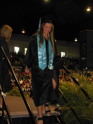 More than 360 seniors from Spain Park High School in Hoover, Ala., graduated during a ceremony at the Pete Hanna Center at Samford University in Homewood, Ala., on Wednesday, May 21, 2014. (Jon Anderson/janderson@al.com)