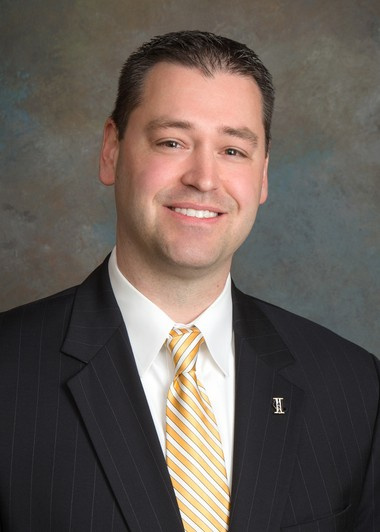 Dr. Patrick Martin, current superintendent for Washington District 50 Schools in Illinois
