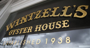 Wintzell's Oyster House in downtown Mobile, Ala. (Mike Brantley/mbrantley@al.com)