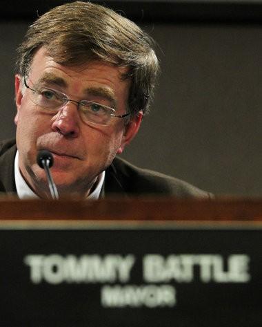 Huntsville Mayor Tommy Battle. (Eric Schultz / eschultz@al.com)