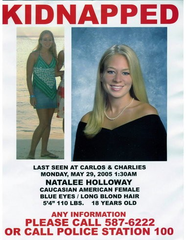 Multiple theories have surrounded Natalee's disappearance over the past decade.