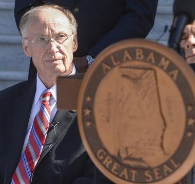 Gov. Robert Bentley's office is denying rumors the two-term governor will step down. (Julie Bennett/jbennett@al.com)