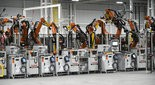 Production has slowed at Mercedes-Benz in Vance as a result of a factory fire in Michigan. (Joe Songer   jsonger@al.com).