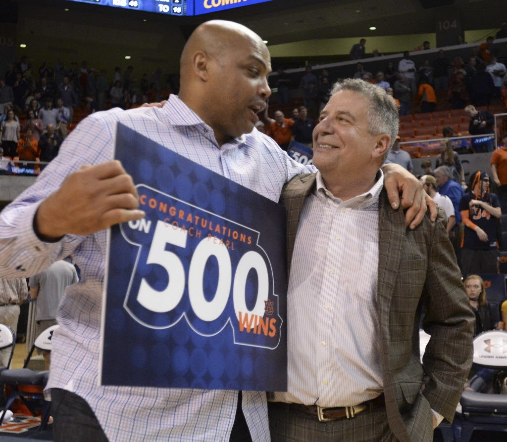 Charles Barkley Guarantees Auburn Will Be In The 2018 Ncaa