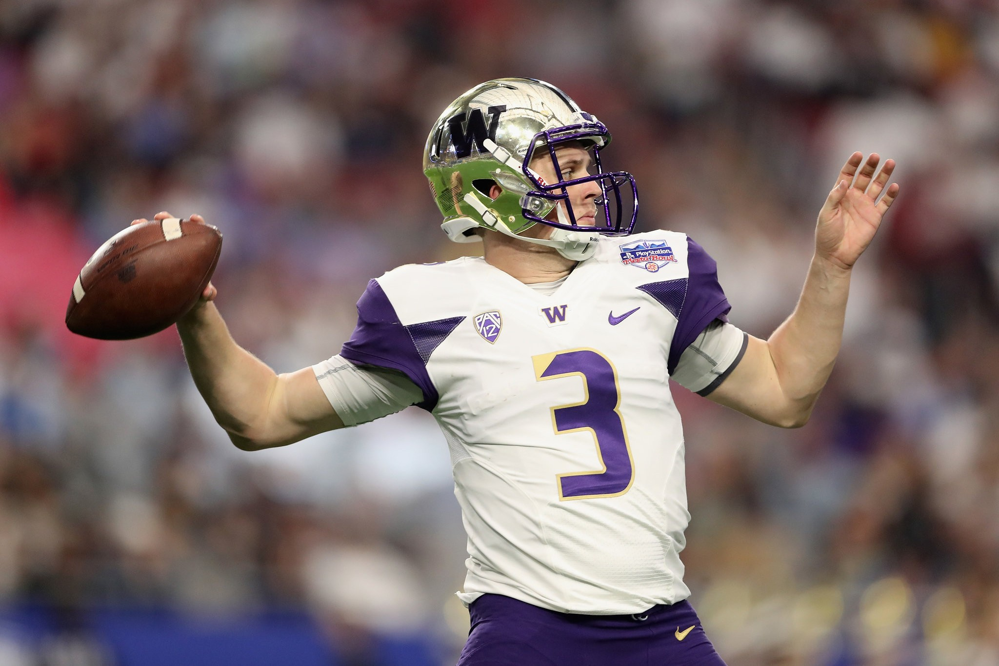 huge selection of a8767 3986b Auburn secondary has big test in Washington's Jake Browning ...
