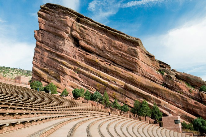 Red Rocks Amphitheater is a one-of-a-kind music venue.