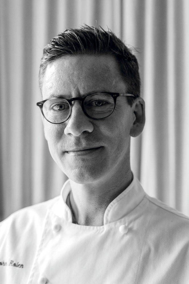 John Role is chef de cuisine at Bottega. Photo by Cary Norton