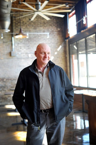 The stakes are high for Steve DeMedicis, owner of Iron City. He's invested $6 million in Birmingham's newest entertainment complex. (Tamika Moore | tmoore@al.com)