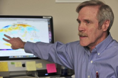 John Christy, director of the UAH Earth System Science Center. (AL.com file photo)