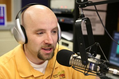 Dale Jackson is a morning radio host for WVNN.