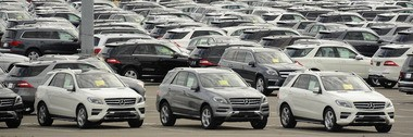 The Mercedes-Benz plant in Tuscaloosa County has kicked off another expansion: a $70 million parts consolidation center. (Joe Songer/jsonger@al.com)