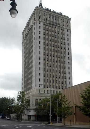 The 20-story Thomas Jefferson Tower will be one of downtown's most significant renovations and redevelopments (File)