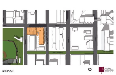 L&N Parkside is slated for a block next to Regions Field baseball park. (Hendon & Huckestein Architects)