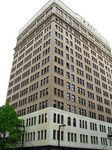 Birmingham's Brown Marx Tower is among the projects qualifying for the initial $20 million in state historic tax credits. (file)