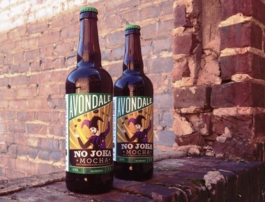 Avondale Brewing Co.'s No Joka Mocha was one of the gold medal winners at the 2013 Craft Beer Awards International Craft Beer competition. (contributed)