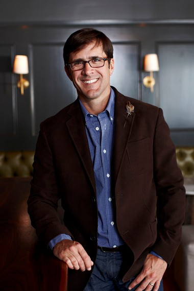 Sid Evans is the new editor in chief of Southern Living.