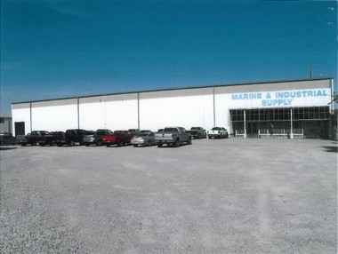 Marine & Industrial Supply Co. Inc. is considering investing more than $2.8 million to expand its Mobile headquarters at 150 Virginia Street, but the company's Prairieville, La., site is also in contention for the new space. (Courtesy Marine & Industrial Supply Co. Inc.)