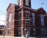 St. Francis Street Methodist Church in downtown Mobile has been put up for sale for $320,000. (Courtesy)