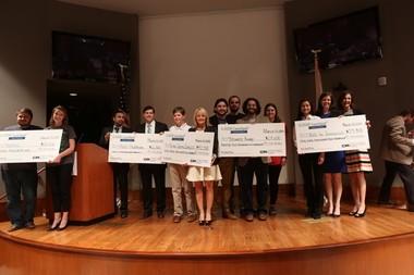 Previous Alabama Launchpad winners. (Courtesy of EDPA)