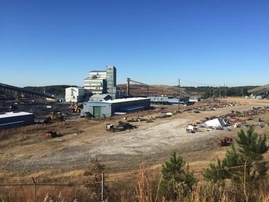 Warrior Met Coal's Brookwood mines