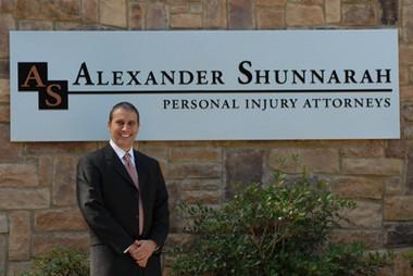 Alexander Shunnarah. (Courtesy)
