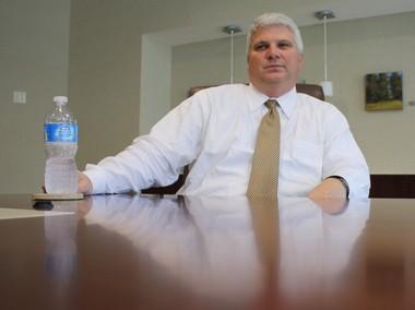 Edward K. Aldag, CEO of Medical Properties Trust Inc. (The Birmingham News/Stan Diel)