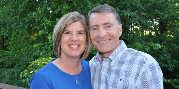 Hoover resident Dom Gentile has announced he'll seek Jeff Sessions' vacated seat in the U.S. Senate. Dominic Gentile, who goes by Dom, is pictured here with his wife, Karen Gentile.