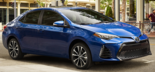 The Toyota Corolla is the world's best-selling automobile.