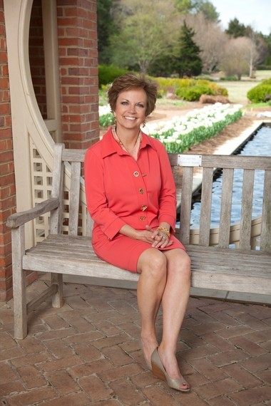 Huntsville Botanical Garden CEO Paula Steigerwald was named Alabama Tourism Professional of the Year.