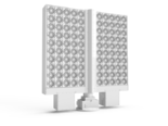 """The Advanced WindWall is an advanced turbine system that contains 100 wind-capturing """"cubes."""""""