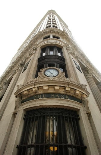 Jimmy Taylor Sr. was behind the renovation of downtown's historic John Hand building. (File)