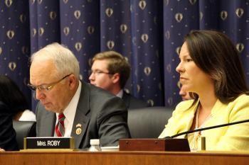 U.S. Rep. Martha Roby, R-AL, at a hearing in Washington on April 11.