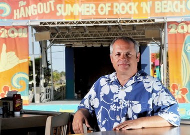 Hangout Music Fest founder Shaul Zislin said returning patrons will continue to find new attractions here and there on the festival site. (Press-Register file)
