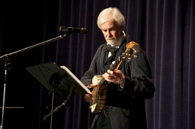 Bobby Horton will perform music of the Civil War and share stories of the era at the Princess Theatre in Decatur on Jan. 29 at 7 p.m. (Courtesy/bobbyhorton.com)
