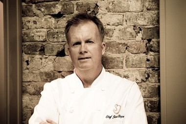 Since opening his first Huntsville restaurant Cotton Row in 2008, James Boyce has become the city's marquee chef and restaurateur, with ventures including Commerce Kitchen, Pane e Vino, Cafe Alana Shay and James Steakhouse. (File photo)