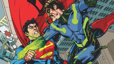 "Cully Hamner, a Huntsville native and Atlanta-based comic book artist, drew ""Action Comics Annual #1."" (Copyright and trademark, 2013 DC Entertainment)"