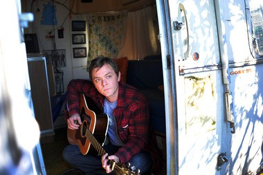 """Jody Nelson and his rock band, Through the Sparks, have found a home on Skybucket Records. Their releases include """"Coin Toss"""" (2005), """"Lazarus Beach"""" (2007) and """"Alamalibu"""" (2012). (Tamika Moore 