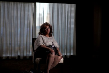 "Aretha Franklin is shown in the documentary ""Muscle Shoals."" (Contributed photo)"