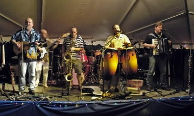 Huntsville Mambo Gris Gris is one of the don't-miss acts at the 2013 Panoply Arts Festival. The band will perform its Latin-inspired music on April 27 at 7:30 p.m. on the Global Village stage.