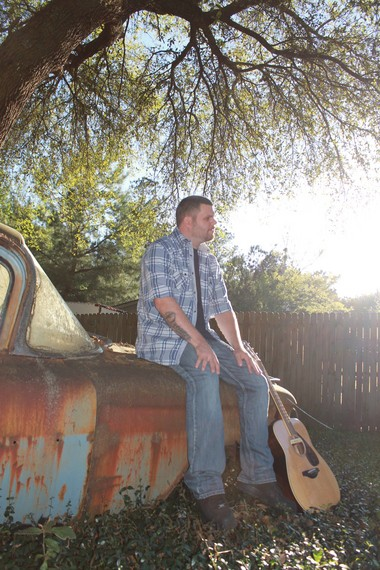 Sonny Bama's music mixes old and new influences into something distinctive, but he doesn't like the idea of mixing up genres just for novelty's sake, he says. (Photo courtesy of Sonny Bama)
